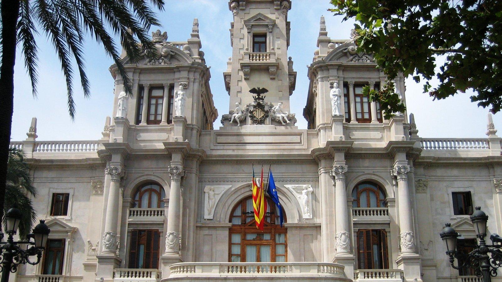 Мэрия Валенсия Испания